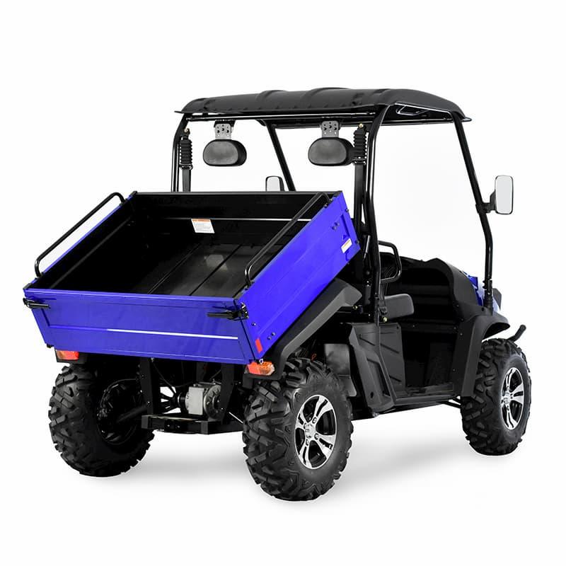 Buggy Electrico CR1 Carga